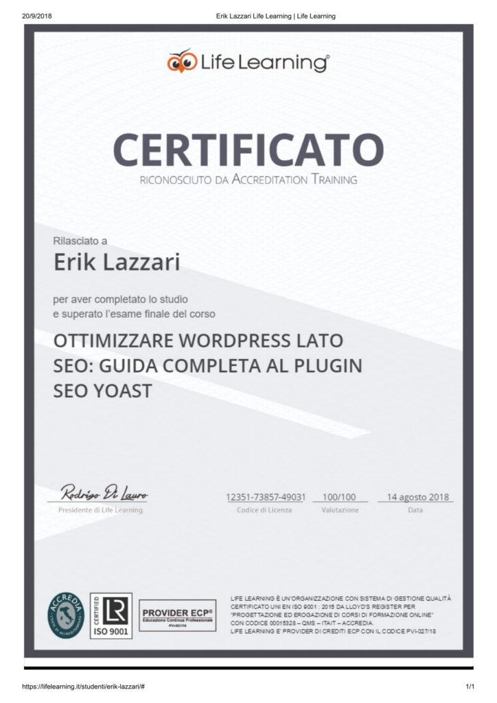 Ottimizzazione SEO Wrodpress-1