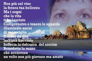 Poesia della professoressa Clotilde Moccia