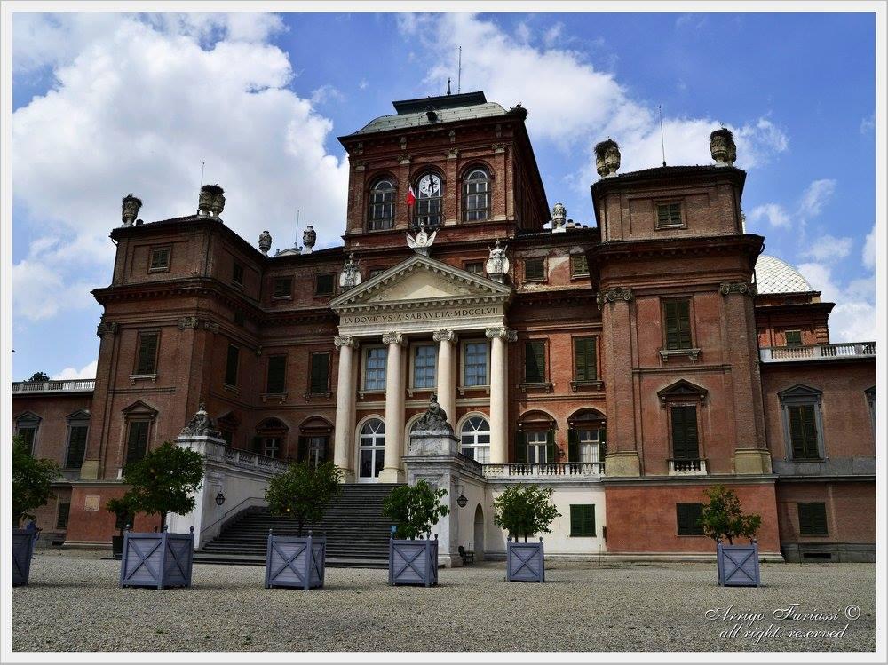 La storia del Castello di Racconigi