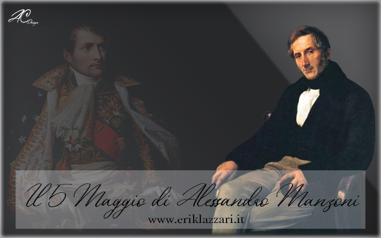 Il cinque maggio di Alessandro Manzoni